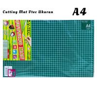 Cutting Mat V-tec A4 / Alas Potong Ukuran A4