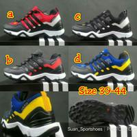 Sepatu Pria Adidas Terrex Traxion Running Outdoor Sport Shoes