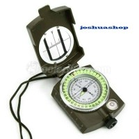 Kompas Compas Lensatic Prismatic Outdorr Metal Termurah.