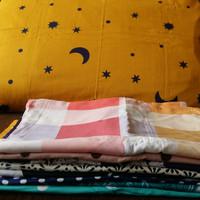 Sarung bantal dan guling