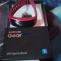 Samsung Gear Fit 2 ukuran S