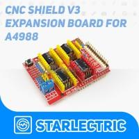 CNC Shield V3 Arduino 3D Printer A4988 Expansion Board