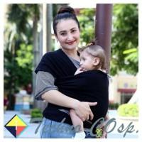 Techno Cosp Tas Gendongan Bayi Baby Wrap Sling Carrier Kain Gendong