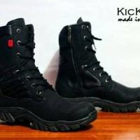 sepatu pria trendy Kickers Delta pdl boots safety