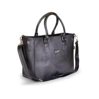 Tas Hand Bag Kasual Wanita  hitam Java Seven BTS 745 original murah