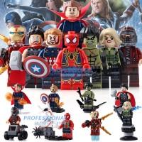 Jual Lego Super Hero Superhero Avenger SY 687 SY687 Infinity War (8 Box) Murah