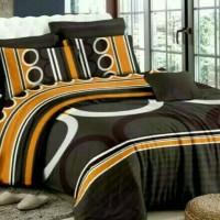 gorden korden selimut) Bed cover set ring single 120x200