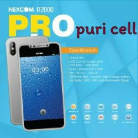 HP Handphone Nexcom A2000 Pro Murah