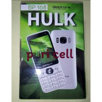 HP Handphone Bellphone BP168 Hulk Murah