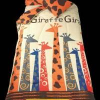 gorden korden selimut) Sprei MyLove Kids Giraffle 120x200