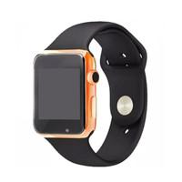 Smartwatch A1 / U10 support SIM Card & Memory Card - Emas