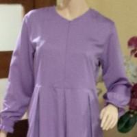 promo murah baju gamis bahan baloteli wanita muslim