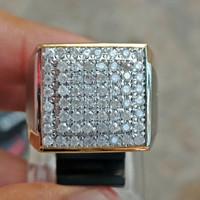 cincin Berlian 64 mata di jual murah (code KH6576)
