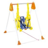 Ching Ching Rabbit Swing, Mainan Ayunan Untuk Anak Motif Kelinci W-06