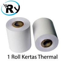 New Kertas Struk Printer Thermal Ukuran 58 x 40 - 1 Roll