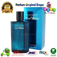 Parfum Pria Davidoff Cool Water Davidof Coolwater Original Ori Reject