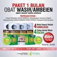 Obat Wasir Atau Ambeien - Paket 1 Bulan