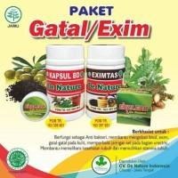 Obat Exim Eksim Kering Basah Ampuh gatal luka, Original 100%