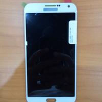 LCD SAMSUNG E700 GRADE A WHITE/GALAXY E7