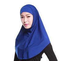 2018 Muslim Womens hijab scarf set inner caps + under scarf shawl