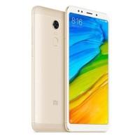 HP Xiaomi Redmi 5 Plus Ram 4Gb Internal 64Gb - Gold garansi Tam