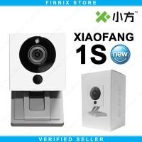 Xiaomi Small SquareBox(Xiaomi XiaoFang) Smart 1080P IP Camera - White