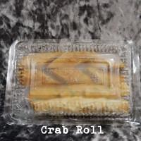 Nugget Bento   Crab Roll