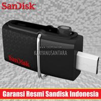 32GB SanDisk Ultra Dual USB Drive 3.0 OTG Flash Drive