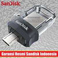 16GB SanDisk Ultra Dual Drive m3.0 OTG Flash Drive