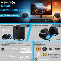 Logitech G560 LIGHTSYNC RGB PC Gaming Speakers Garansi Resmi 2 Tahun