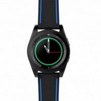 DTNO.1 G6 Sport Smartwatch with Bluetooth - Black