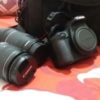 kamera Canon 1300D free lensa Tele 75-300 mm