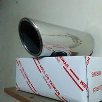 Muffler / buntut knalpot mobil VIOS