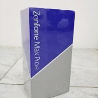 Hp Asus Asuz Zenfone Max Pro M1 Black Hitam 3GB 32GB Snapdragon 636