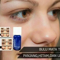 Eyelash serum ertos/Serum penumpuh bulu mata ertos original bpom