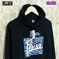 Sweater Flava black blue
