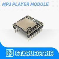 DFPLAYER DF PLAYER MINI MP3 PLAYER MODUL ARDUINO MP3-TF-16P