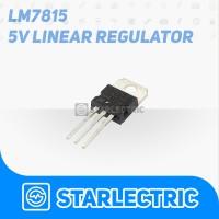 L7805 LM 7805 LM7805 5V Voltage Tegangan Regulator L 7805 TO-220