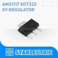 AMS1117-5V AMS1117-5 1117-5 AMS1117 5V Voltage Regulator