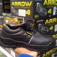 Jual Sepatu Krisbow Safety Shoes Arrow 4