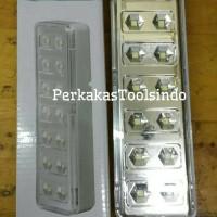 Jual Emergency Lamp 14 Led / Lampu Darurat Krisbow Hot
