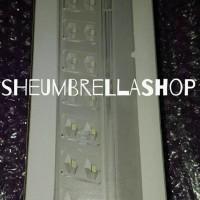 Dijual Krisbow Emergency Lamp 14 Led / Lampu Darurat Isi Ulang Unik