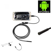Endoscope Kamera Android 8mm 4cm 3.5m 720P IP67 Waterproof