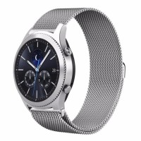 PROMO Tali Samsung Gear S3 Frontier Classic Metal Milanese Loop Stra