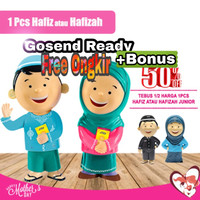 Jual Hafiz Doll New Garansi Resmi 1kg Murah