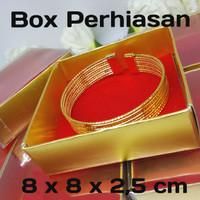 Jewelry Box   Kotak Tempat Penyimpanan Perhiasan Aksesoris Gelang