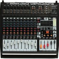 16 Channel Behringer Europower PMP 4000 - Power Mixer  oke Termurah