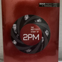 The Hottest Story of 2PM (Bonus Photo Card)