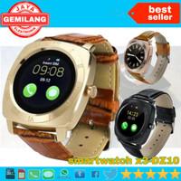 Jam tangan bagus X-3 smartwach DZ10 android canggih Berkualitas