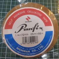 Adhesive - Panfix 1 inch 72 Yards